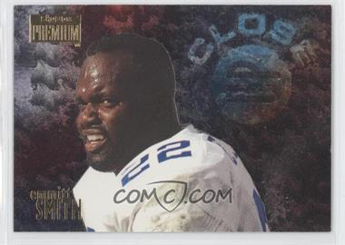 1996 Skybox Premium - Close up with... #7 - Emmitt Smith