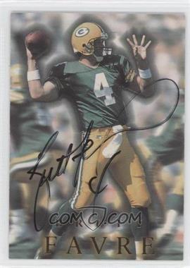 1996 Skybox Premium Autograph Series #A2 - Brett Favre