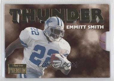 1996 Skybox Premium Thunder & Lightning #1 - Emmitt Smith