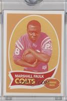 Marshall Faulk /1