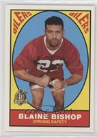 Blaine Bishop