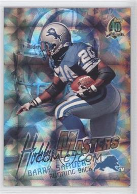 1996 Topps Hobby Masters #HM6 - Barry Sanders