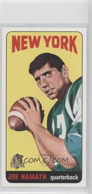 1996 Topps Joe Namath Reprints #122 - Joe Namath