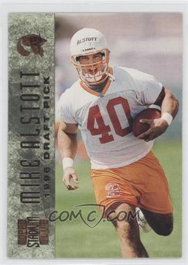 1996 Topps Stadium Club - [Base] #144 - Mike Alstott