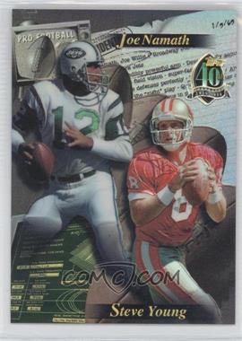 1996 Topps #N/A - Joe Nash, Steve Young