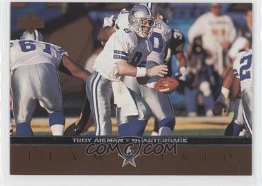 1996 Upper Deck [???] #TT40 - Troy Aikman