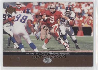 1996 Upper Deck [???] #TT44 - Steve Young