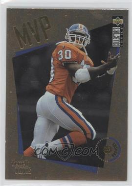 1996 Upper Deck Collector's Choice MVPs Gold #M14 - Terrell Davis