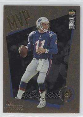 1996 Upper Deck Collector's Choice MVPs Gold #M29 - Drew Bledsoe