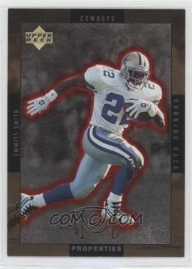 1996 Upper Deck Hot Properties Gold #HT-6 - Emmitt Smith, Errict Rhett