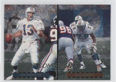 1996 Upper Deck Silver Collection [???] #AE3 - Dan Marino, Billy Milner