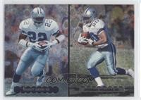 Emmitt Smith, Sherman Williams