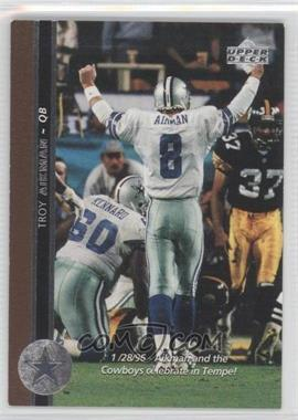 1996 Upper Deck #276 - Troy Aikman