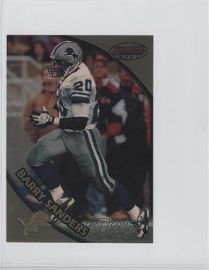 1997 Bowman's Best - Jumbo #2 - Barry Sanders