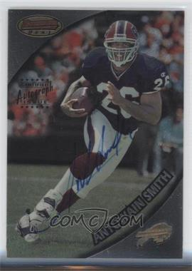 1997 Bowman's Best [???] #113 - Antowain Smith
