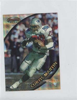 1997 Bowman's Best [???] #16 - Curtis Martin