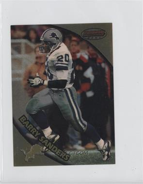 1997 Bowman's Best [???] #2 - Barry Sanders