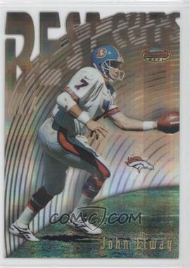 1997 Bowman's Best [???] #BC3 - John Elway
