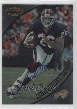 1997 Bowman's Best Autographs #113 - Antowain Smith