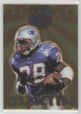 1997 Collector's Edge Excalibur - [???] #15 - Curtis Martin /1000