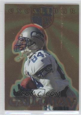 1997 Collector's Edge Excalibur - [???] #21 - Joey Galloway /1000