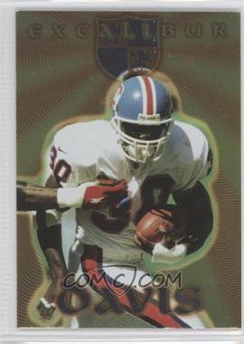 1997 Collector's Edge Excalibur - [???] #6 - Terrell Davis /1000