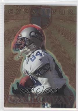 1997 Collector's Edge Excalibur [???] #127 - Joey Galloway /1000
