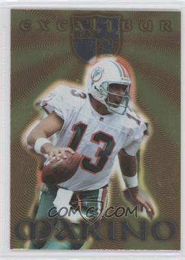 1997 Collector's Edge Excalibur [???] #13 - Dan Marino /1000