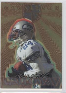 1997 Collector's Edge Excalibur [???] #21 - Joey Galloway /1000