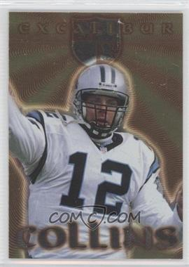 1997 Collector's Edge Excalibur [???] #22 - Kerry Collins /1000