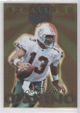 1997 Collector's Edge Excalibur [???] #74 - Dan Marino /1000
