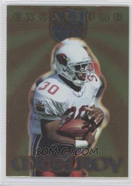 1997 Collector's Edge Excalibur [???] #N/A - Leeland McElroy /1000