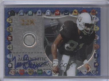 1997 Collector's Edge Excalibur Game Gear #28 - Tim Brown /100