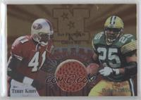 Dorsey Levens, Terry Kirby