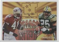 Terry Kirby, Dorsey Levens