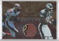 Jerry Rice, Irving Fryar