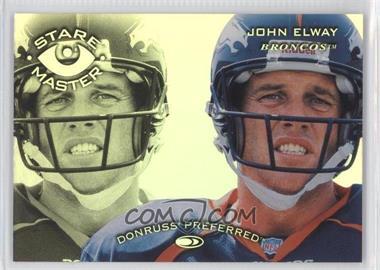 1997 Donruss Preferred [???] #19 - John Elway /1500
