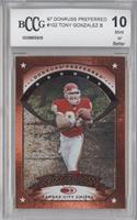 Tony Gonzalez [ENCASED]