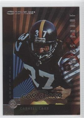 1997 Donruss Silver Press Proof #160 - Carnell Lake /1500