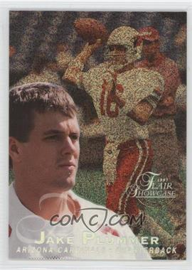 1997 Flair Showcase Row 0 #19 - Jake Plummer