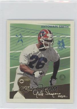 1997 Fleer Goudey II Goudey Greats #146 - Antowain Smith /150
