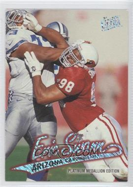 1997 Fleer Ultra Platinum Medallion Edition #P17 - Eric Swann