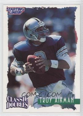 1997 Kenner Starting Lineup [???] #8 - Troy Aikman
