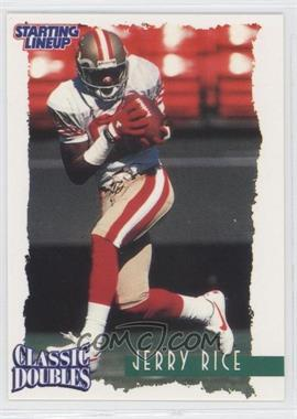 1997 Kenner Starting Lineup [???] #80 - Jerry Rice