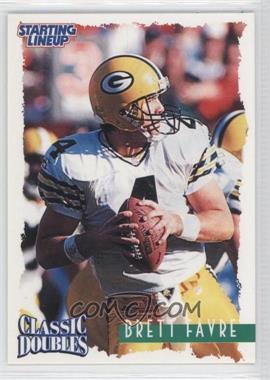 1997 Kenner Starting Lineup [???] #N/A - Brett Favre