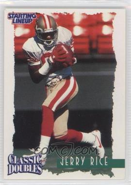1997 Kenner Starting Lineup [???] #N/A - Jerry Rice