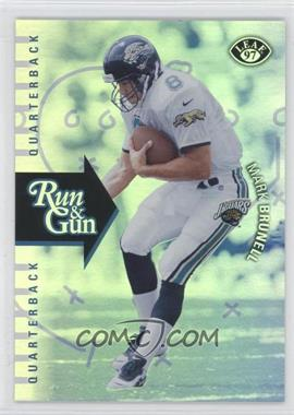 1997 Leaf - Run & Gun #6 - Mark Brunell, Natrone Means /3500