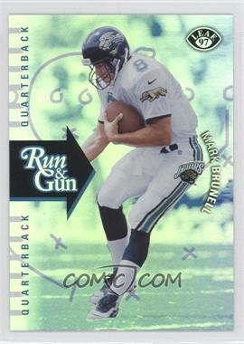 1997 Leaf Run & Gun #6 - Mark Brunell, Natrone Means /3500