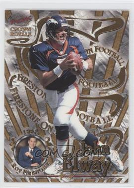1997 Pacific Crown Royale [???] #6 - John Elway