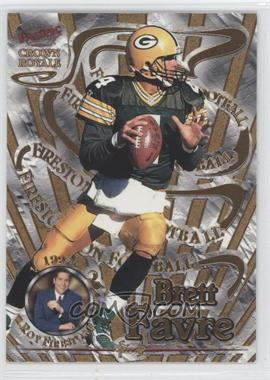 1997 Pacific Crown Royale [???] #8 - Brett Favre